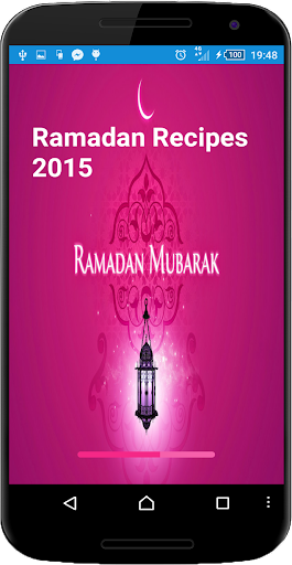 Ramadan Recipes 2015