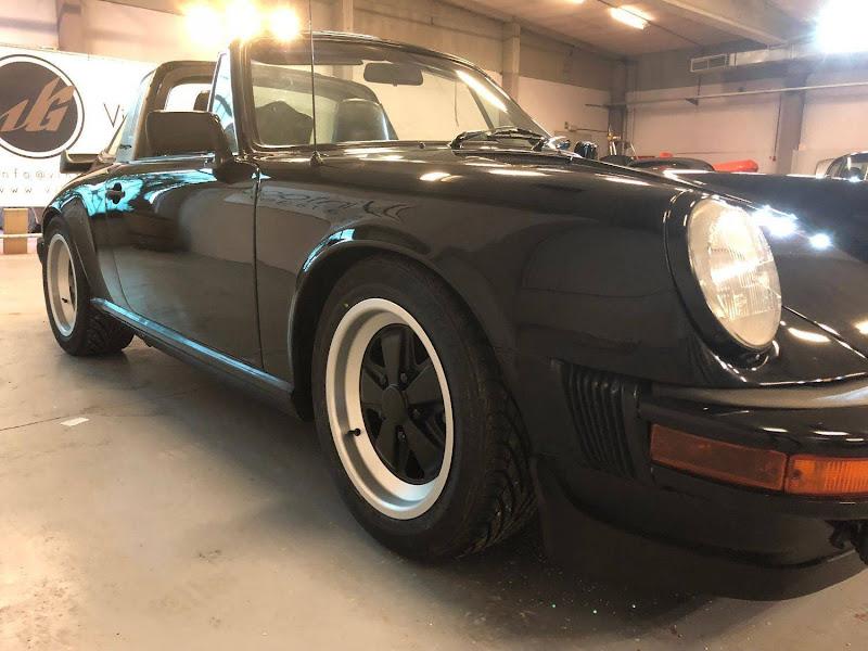 Porsche 911 SC Targa - 1978 - 55 750€