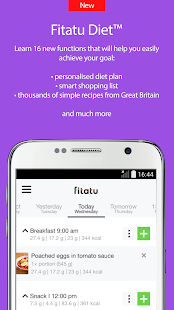 Fitatu Calorie Counter and Diet- screenshot thumbnail