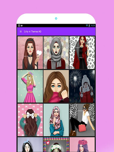 Girly m Themes HD 1.1 screenshots 1