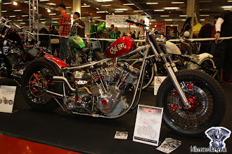 Photo: rocketbobs Pete Pearson Custom Motorcycle Engineers. Specialising in complete Bike Builds & the design / fabrication of quality parts. http://www.rocketbobs.biz