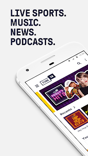 TuneIn Radio Pro – Live Radio v21.0.1 [Paid] APK 1