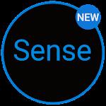 Sense Black/Blue cm13 theme v1.12