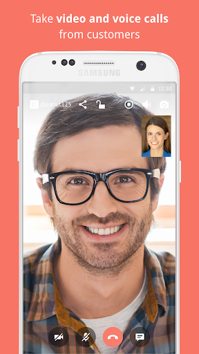 Gruveo - One-Click Video Conferencing Apk 1