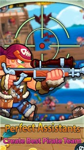 Pirate Defender Premium: Strategy Captain TD MOD (Free Shopping) 3