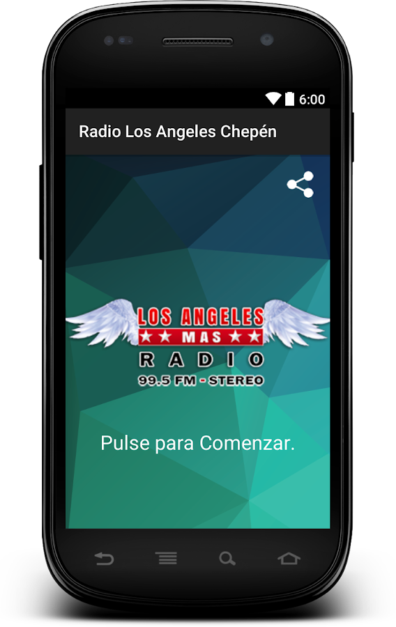 Radio Los Angeles Chepén- screenshot