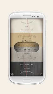 Analog Weather Station screenshot 4
