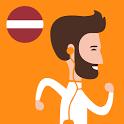 Латышский язык для начинающих icon