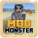 Mod Monster For MCPE icon