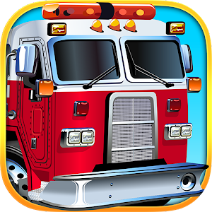 Fire Engines & Trucks Puzzle for PC and MAC