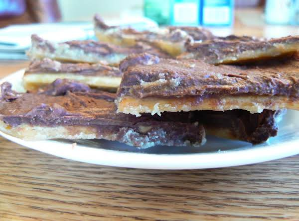 Marge's Heath Bars Recipe