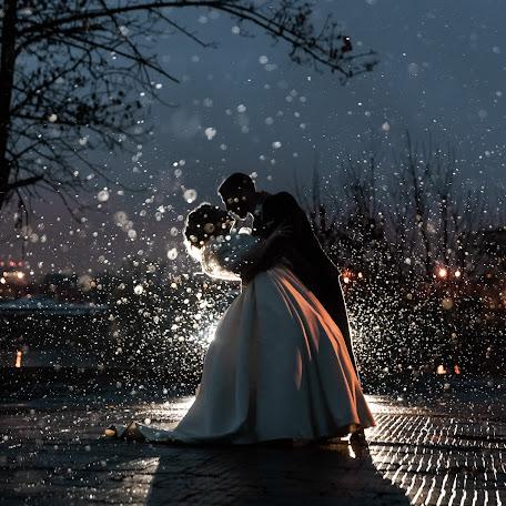 Wedding photographer Dima Makarchenko (Makarchenko). Photo of 28.01.2018