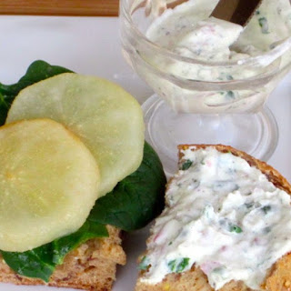 Goat Cheese Yogurt Spread Recipe