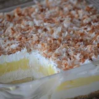 Princess Pie (Coconut Cream Pie)
