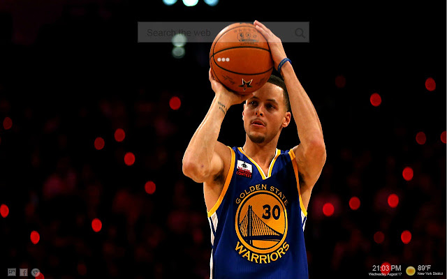 Stephen Curry Backgrounds HD Tab