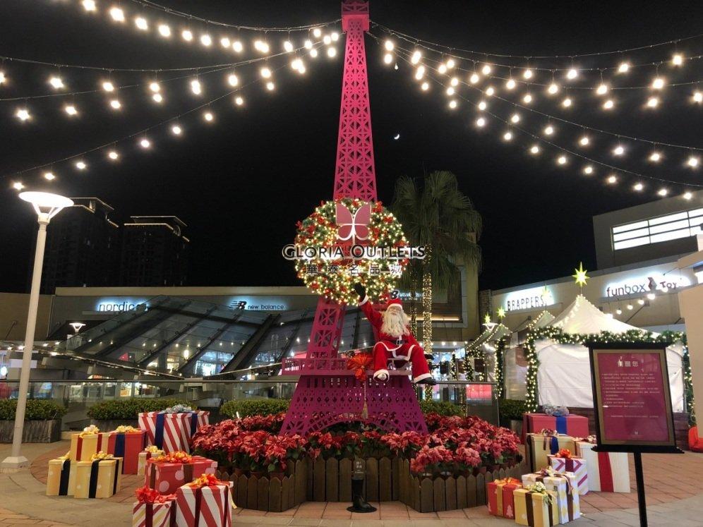 2020聖誕節 活動 景點 華泰 聖誕市集