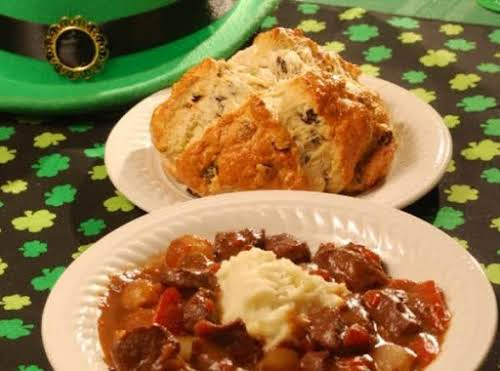 """Guinness Beef Stew """"This recipe is an absolute winner. I made it..."""