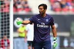 PSG heeft een beslissing genomen over Buffon