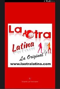 Radio La Otra Latina - náhled