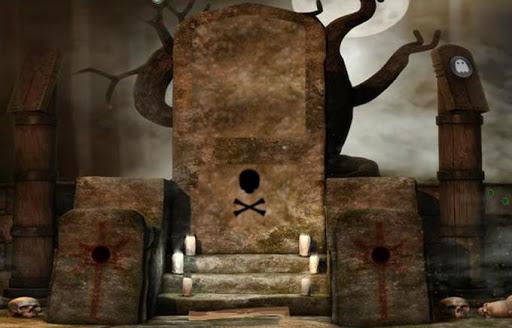 Escape Games - Gloomy Cemetery
