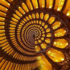 Fibonacci Ratio by Abdul Salim - Abstract Patterns