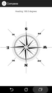 Compass App Mini - náhled