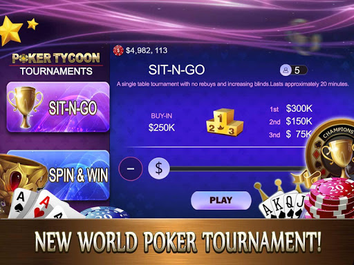 Poker Tycoon screenshot 13