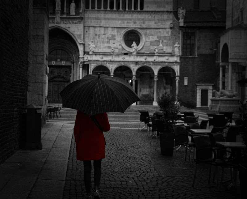 Red in the rain... di Alex83