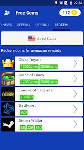 Free Gems For Clash Royale Joke App - Prank - náhled
