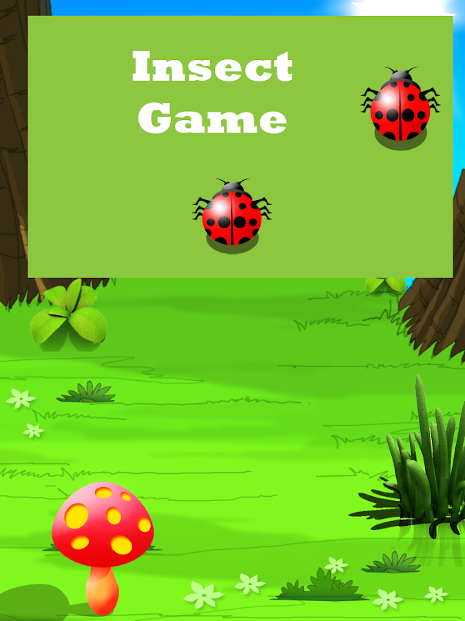Insect Game- screenshot