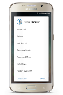 Power Manager Pro [Reboot]- screenshot thumbnail