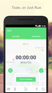 mobiefit RUN 5K & 10K Training- screenshot thumbnail