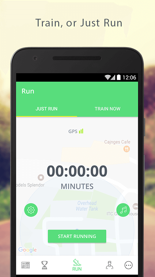mobiefit RUN 5K & 10K Training- screenshot