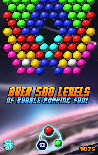 Bubble Shooter Galaxy - screenshot