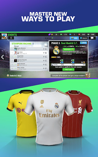 Top Eleven 2020 -  Be a soccer manager screenshot 11
