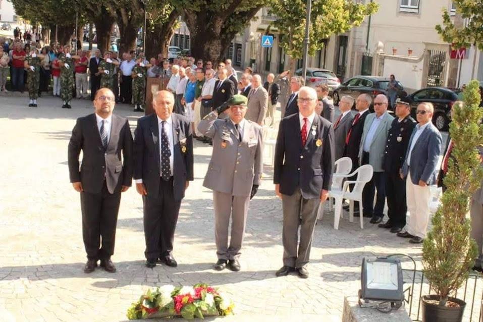 Vice-Presidente participa em aniversário da Liga dos Combatentes