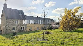 propriété à Saint-Quentin-sur-le-Homme (50)