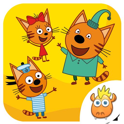 Um dia com os Kid-E-Cats