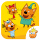 A day with Kid-E-Cats APK