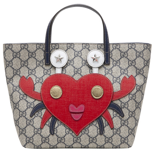 Primary image of Gucci GG Crab Tote Bag