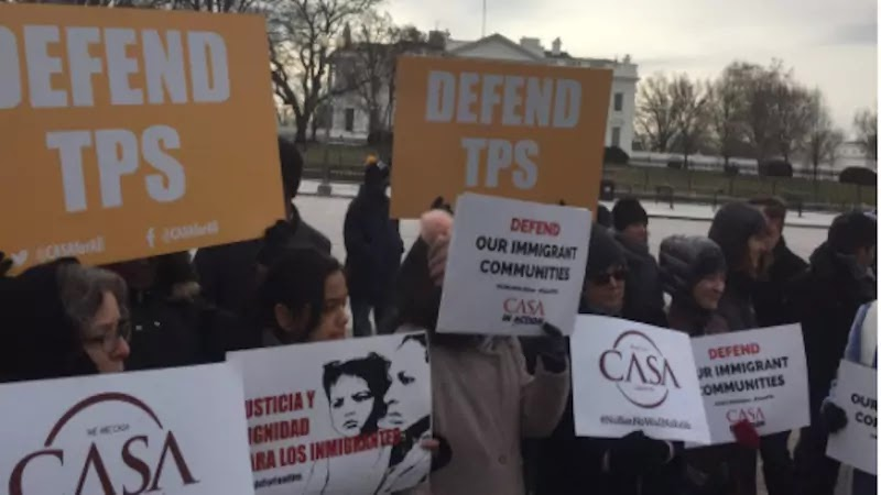 Trump administration cancels TPS for Honduran illegal immigrants