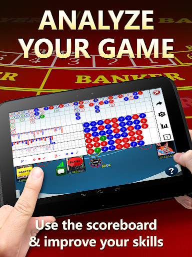 Baccarat Online 3D Free Casino 3.5.0 screenshots 14
