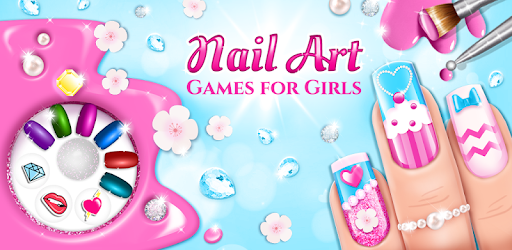 Nail Art Games For Girls Apps On Google Play