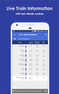 Mobile IRCTC Ticket Booking Live Train Status NTES App Latest Version Download For Android 4