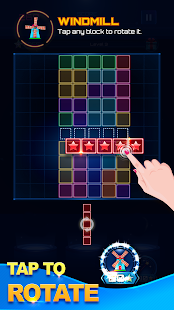 Download Glow Block Puzzle: Free Color Jewel Games 2019 For PC Windows and Mac apk screenshot 5