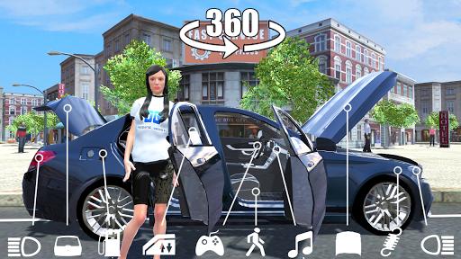 Car Simulator C63 1.70 screenshots 9
