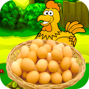 Catch the Eggs Game for PC and MAC