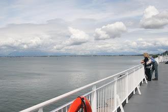 Photo: Auf der Fähre nach Vancouver Island