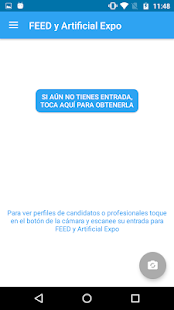 FEED y Artificial Expo- screenshot thumbnail