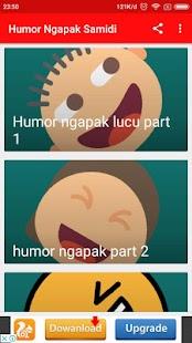 Humor Ngapak Samidi - náhled